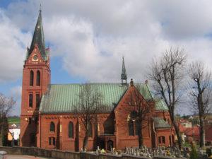 Kościół św. Katarzyny Aleksandryjskiej w Rudniku