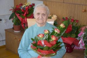 Pani Maria Joszko z Gamowa