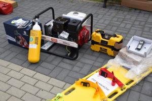 Sprzęt dla Strażaków