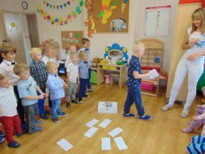Dzień Chłopaka w przedszkolu w Rudniku