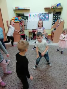 Andrzejki w Przedszkolu w Grzegorzowicach