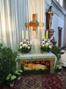 Parafia św. Anny w Gamowie