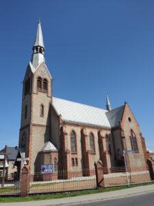 Parafia św. Trójcy w Modzurowie
