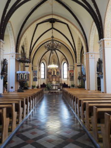 Parafia św. Katarzyny w Rudniku