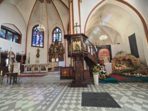 Parafia NNMP w Łubowicach